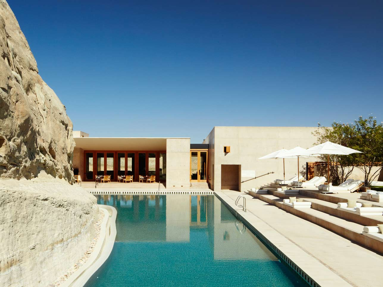 Hotel Amangiri Resort – Swimming Pool