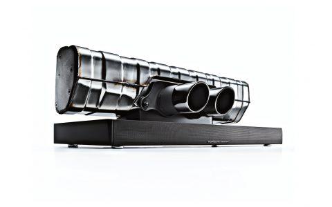Porsche 911 Soundbar: Mehr Power für Ihr Wohnzimmer.