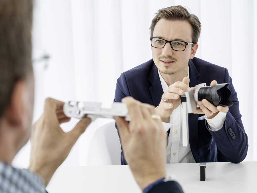 André Georgi, Leiter Audi industrial design