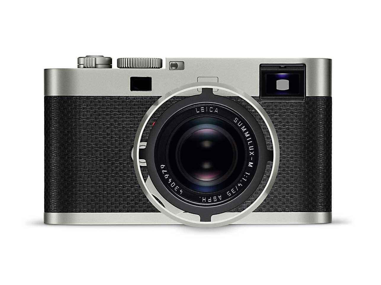 Die Sonderserie Leica M Edition 60 interpretiert die Urform der Kleinbildkamera in neuer Konsequenz.