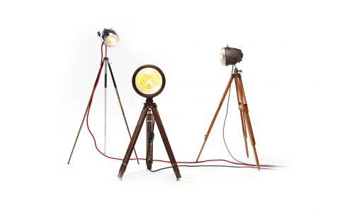 Lichtblick für Zuhause: Autoscheinwerfer der Urban Light Factory
