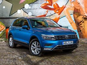 Der neue VW Tiguan überzeugt mit neuem Design, hohem Komfort, erstklassigen Fahreigenschaften und umfassender Connectivity.