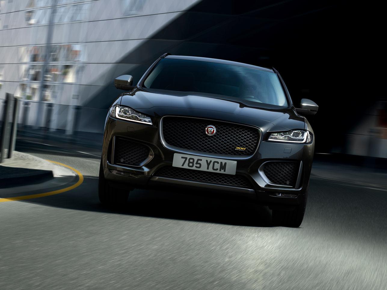 Modelljahr 2020 Sondereditionen Fur Den Jaguar F Pace Fat
